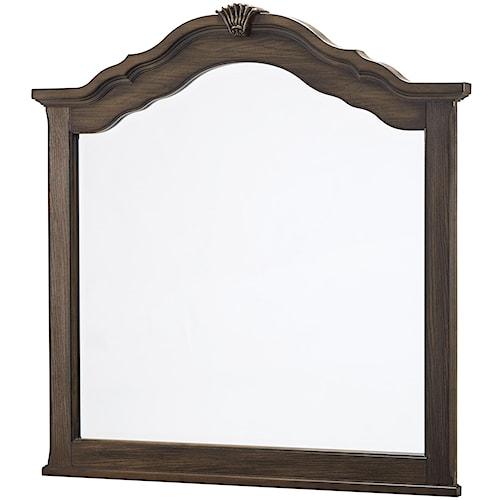 Vaughan Bassett Villa Sophia Shelter Mirror