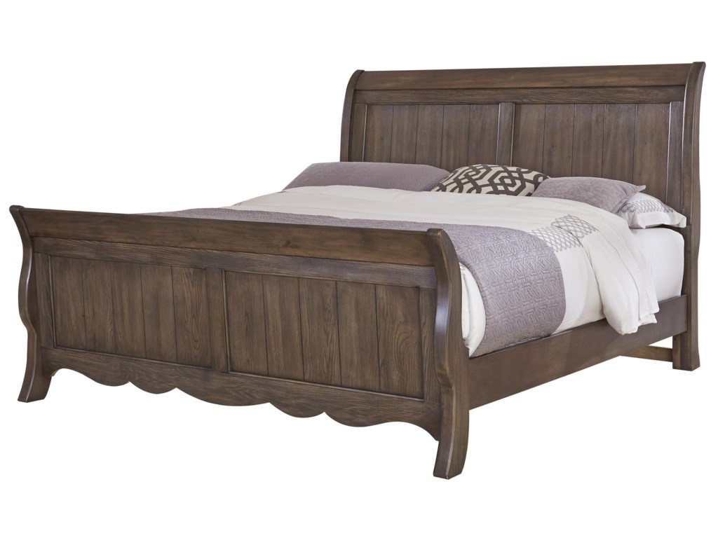 King Size Bed Shown