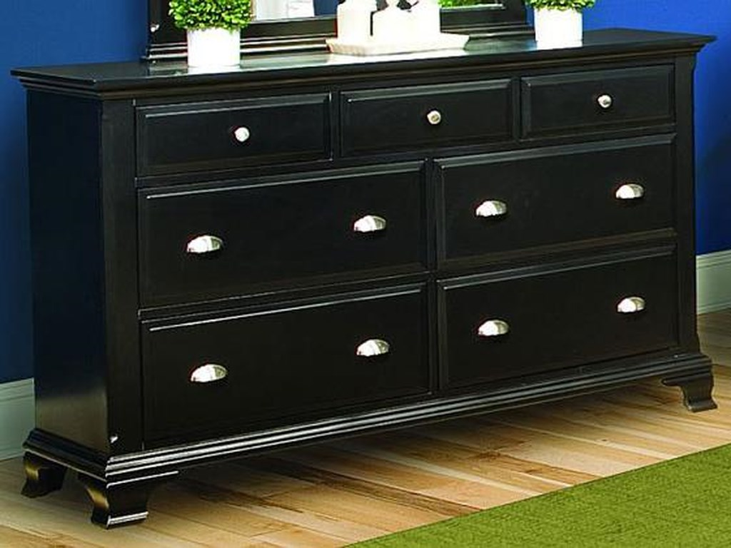 Vaughan Furniture Chelsea Drawer Dresser