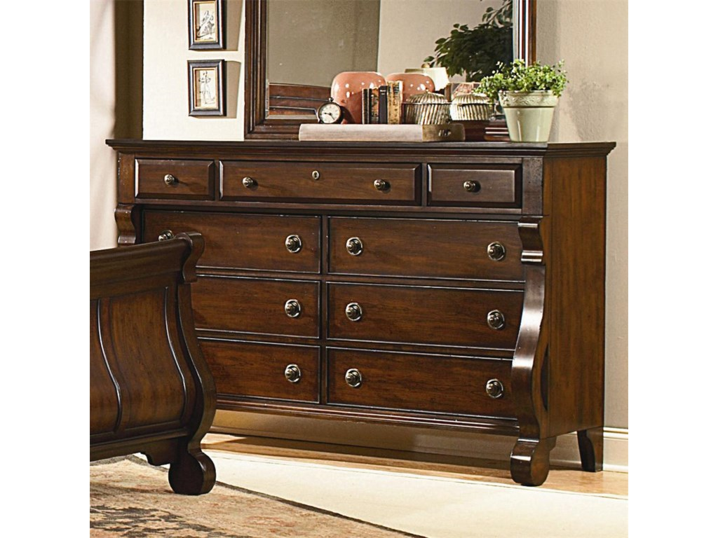 Vaughan Furniture Georgetown9 Drawer Dresser