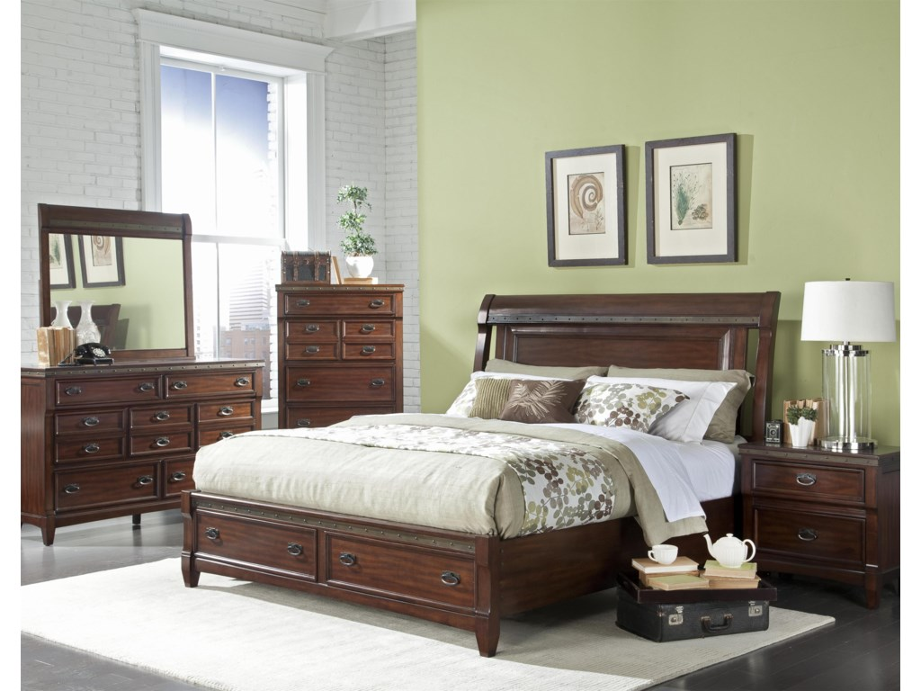 Vaughan Furniture Morgan RoadChest of Drawers