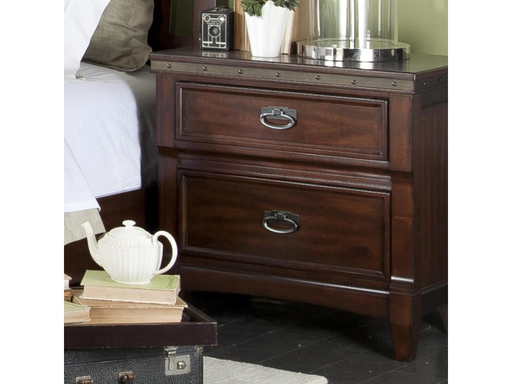 Vaughan Furniture Morgan RoadNight Stand