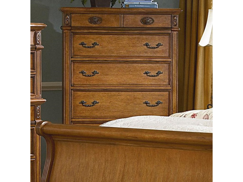 Vaughan Furniture Southern Heritage5 Drawer Chest