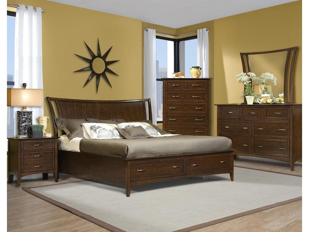 Vaughan Furniture Stanford HeightsNightstand