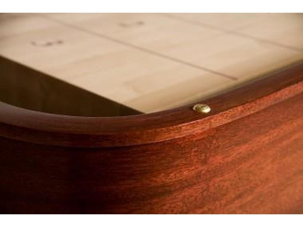 Venture Games Venture Shuffleboards12' Grand Deluxe Sport Shuffleboard Table
