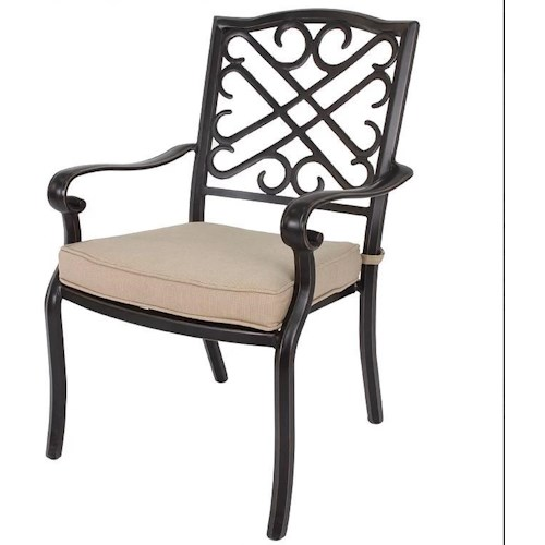 Veranda Classics By Foremost Harmony Dining Chair Boulevard Home