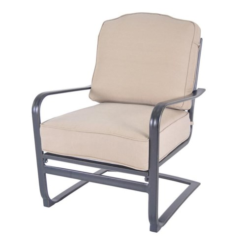 Veranda Classics By Foremost Metro Spring Chair Boulevard Home