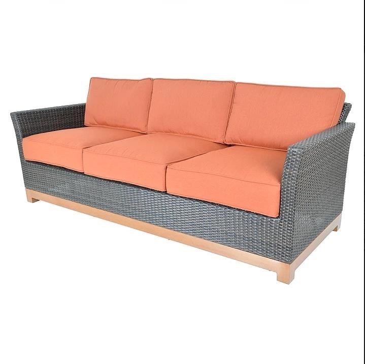 Delicieux Veranda Classics By Foremost Metro SOFA | Boulevard Home Furnishings |  Outdoor Sofas