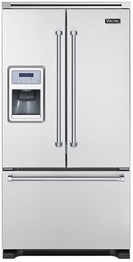 Gentil Viking Professional Series19.8 Cu. Ft. French Door Refrigerator ...