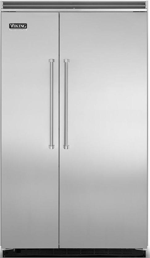Beau Viking Professional Series27.5 Cu. Ft. Built In Refrigerator