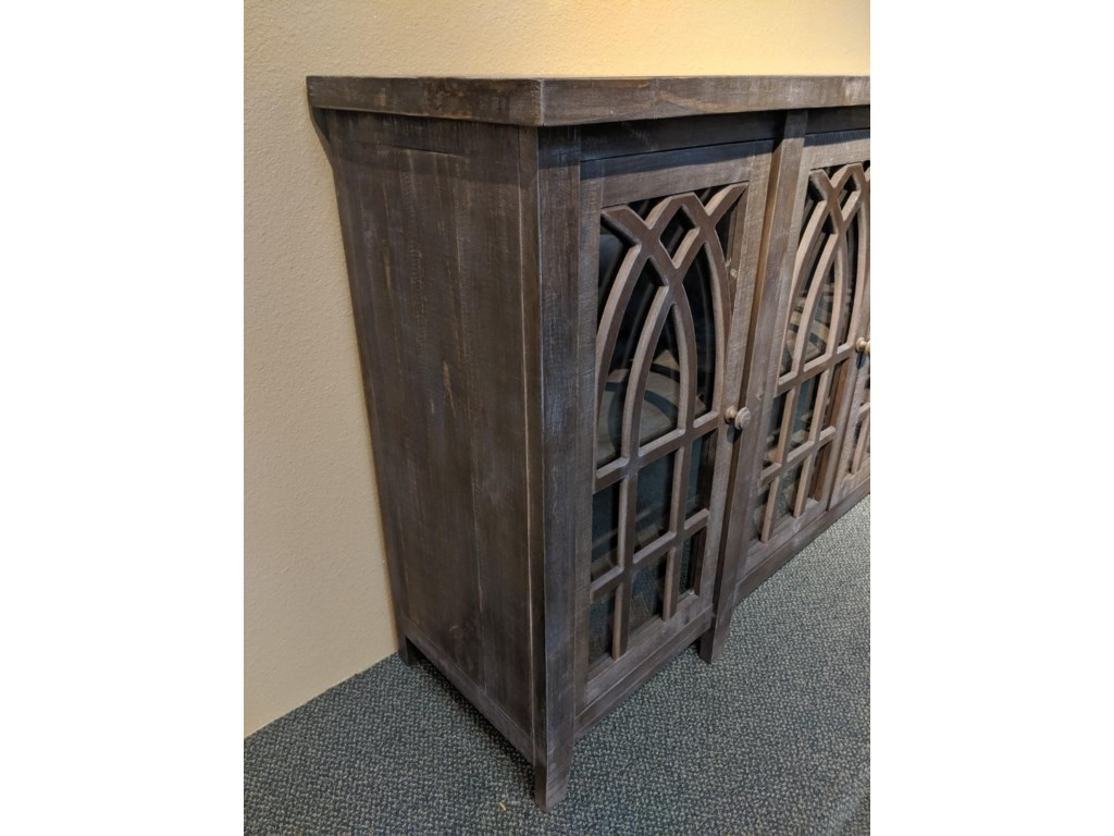 Vintage CathedralConsole