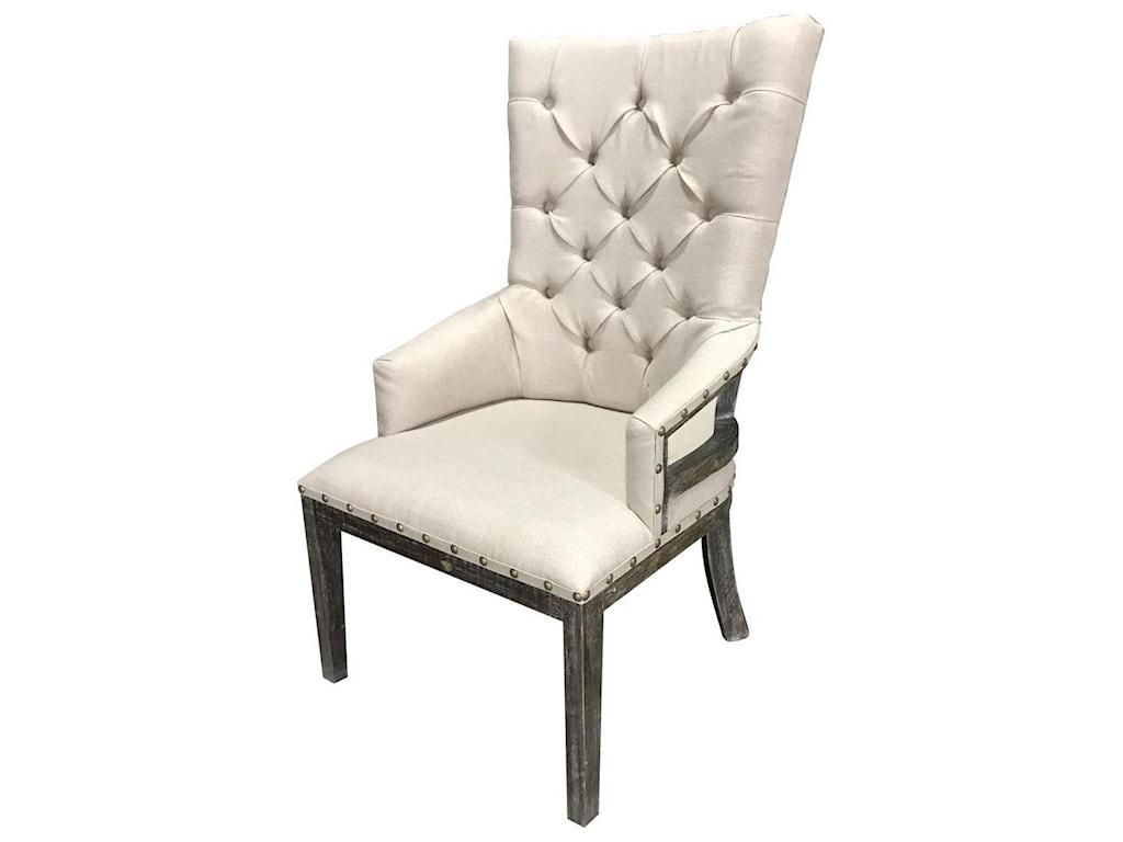 Vintage HarpDining Arm Chair