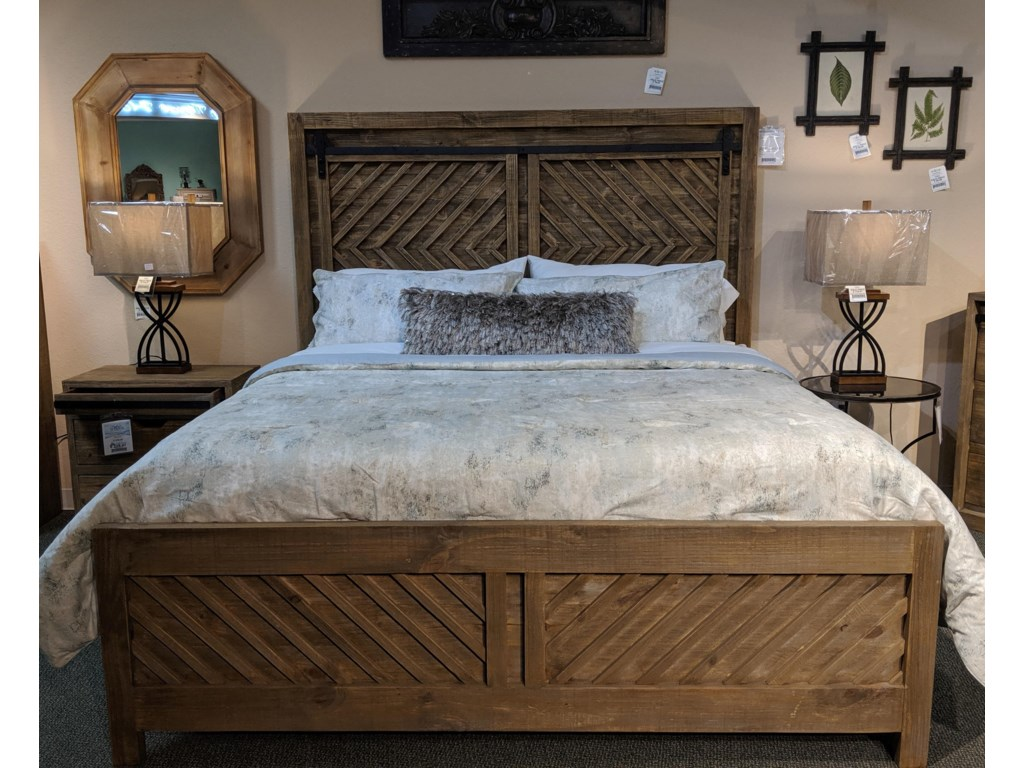 Vintage Lake Suite CollectionQueen Bed