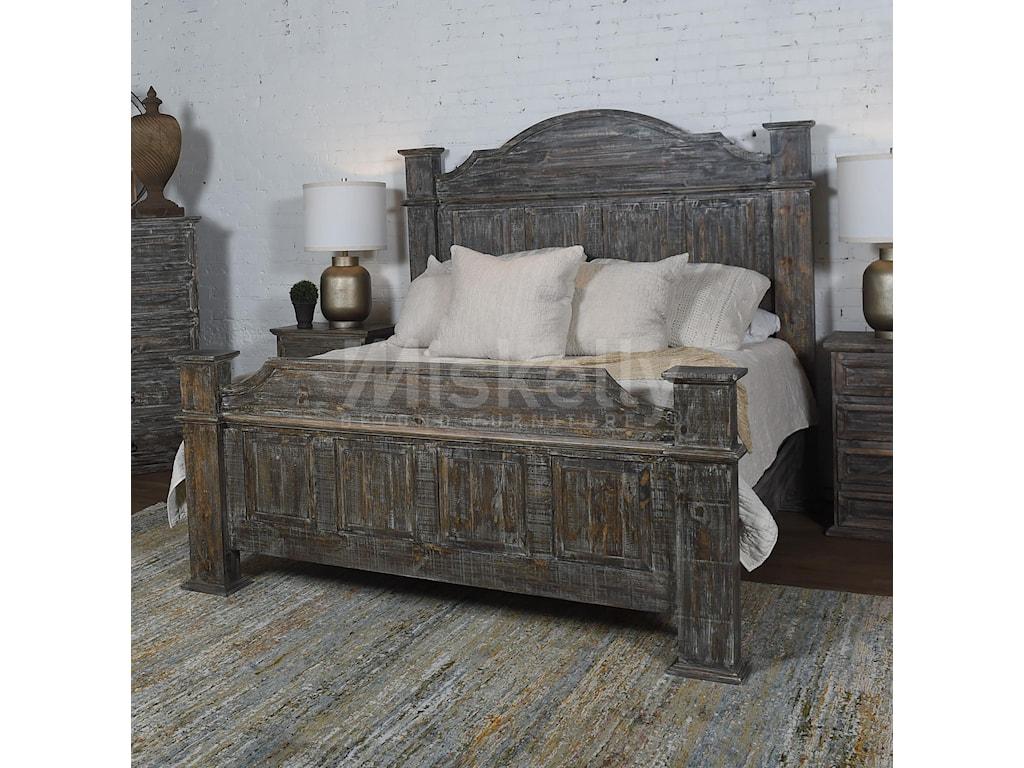 Vintage TITANQUEEN POSTER BED