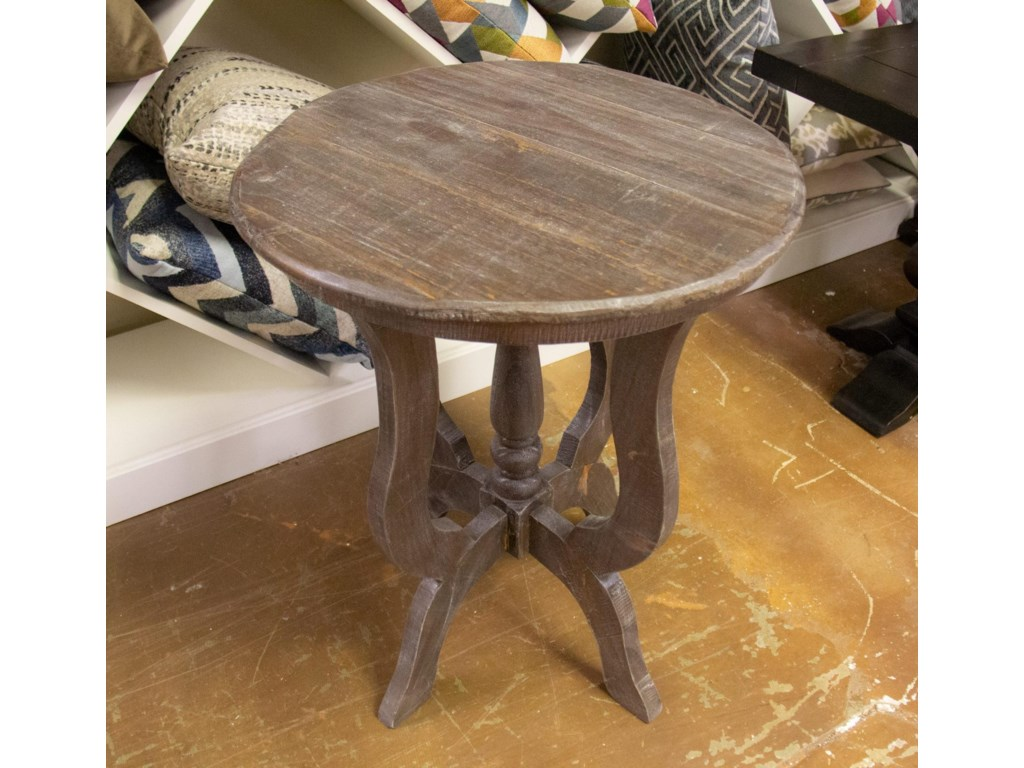 Vintage Occasional TablesTiffany Accent Table in Ash