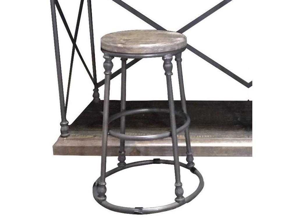 Vintage OliverBar Stool