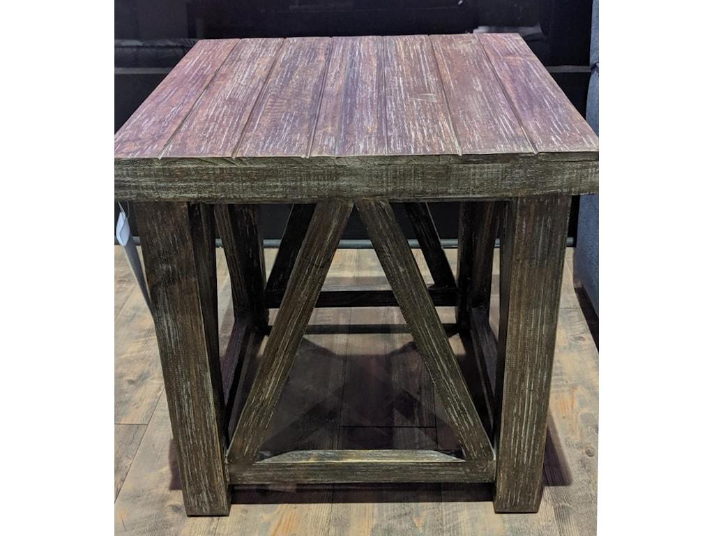 Vintage Spencer CollectionEnd Table