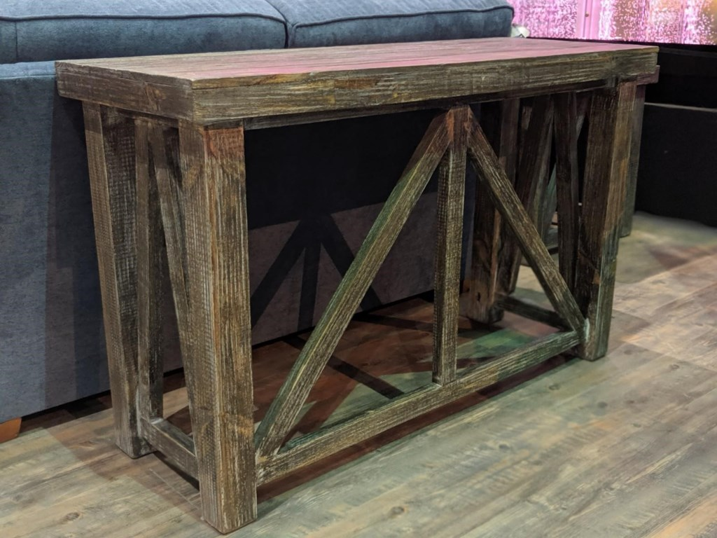 Vintage Spencer CollectionSofa Table