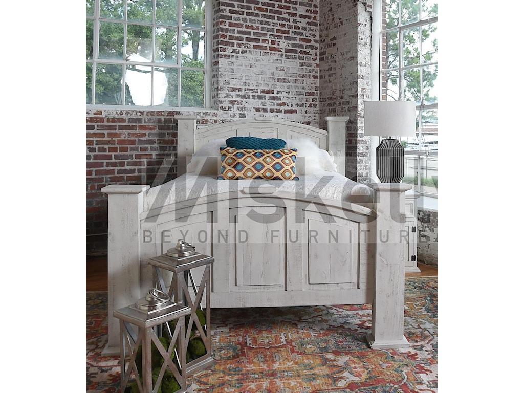 Vintage AVAKing Bed