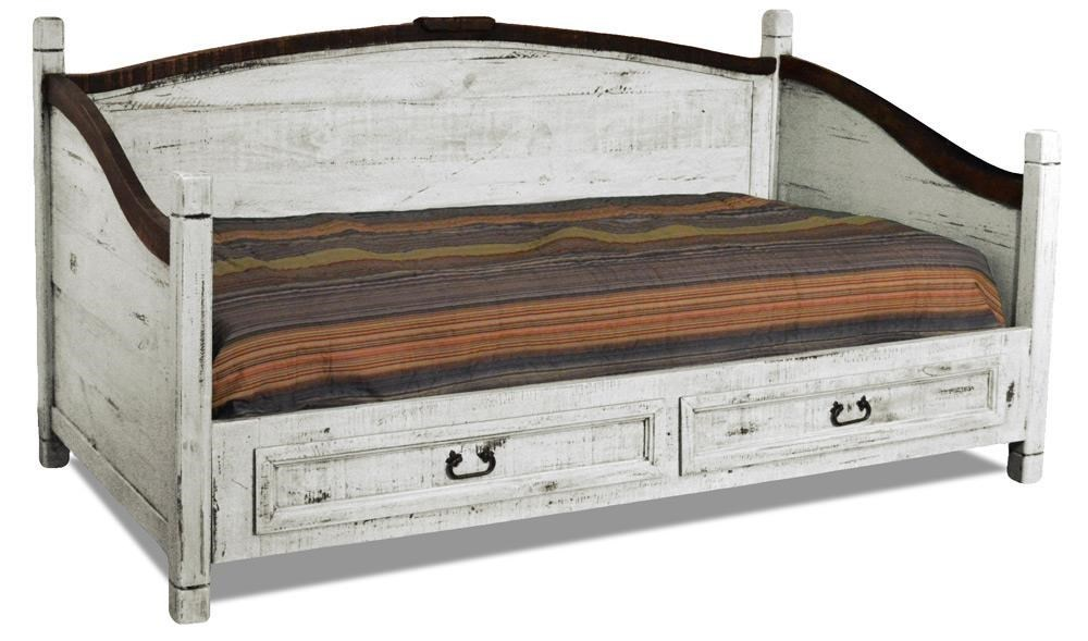 Vintage Daybed vintage daybeds vinta-grp-gaucho-daybed gaucho antique white daybed