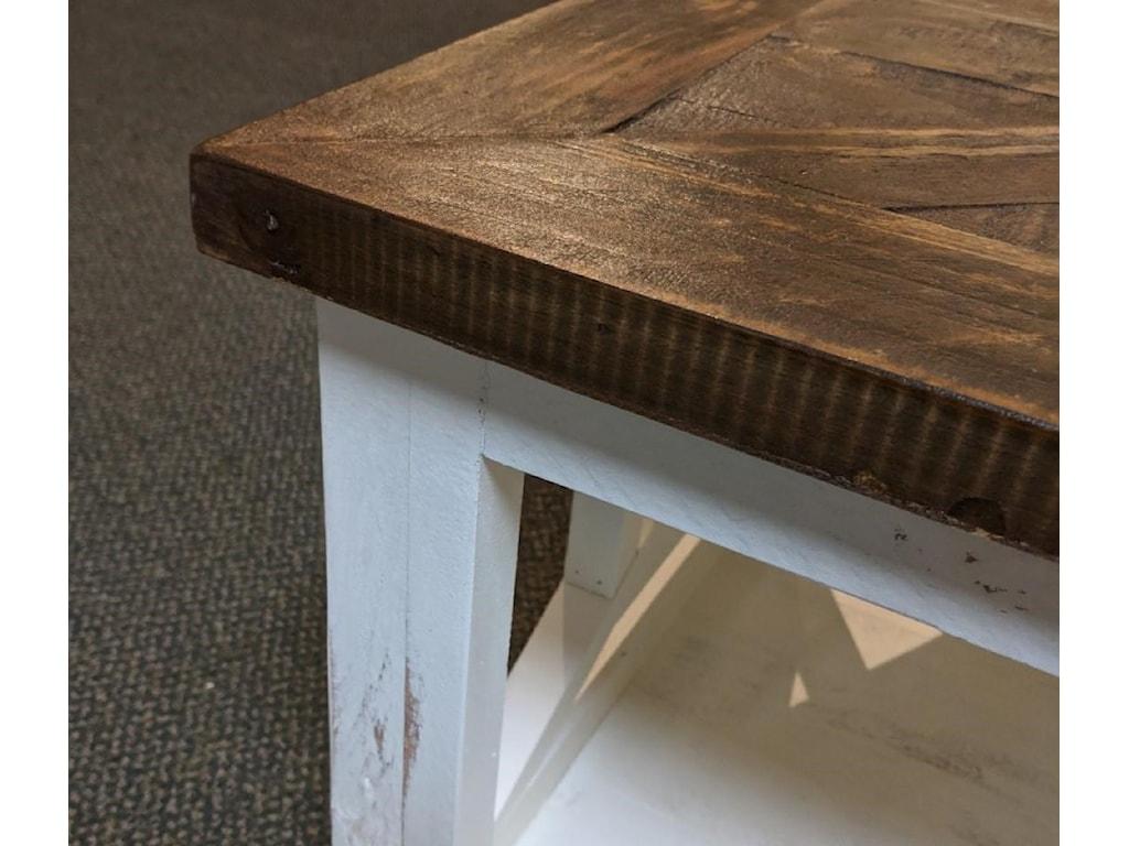 Vintage X SQUAREDCoffee Table