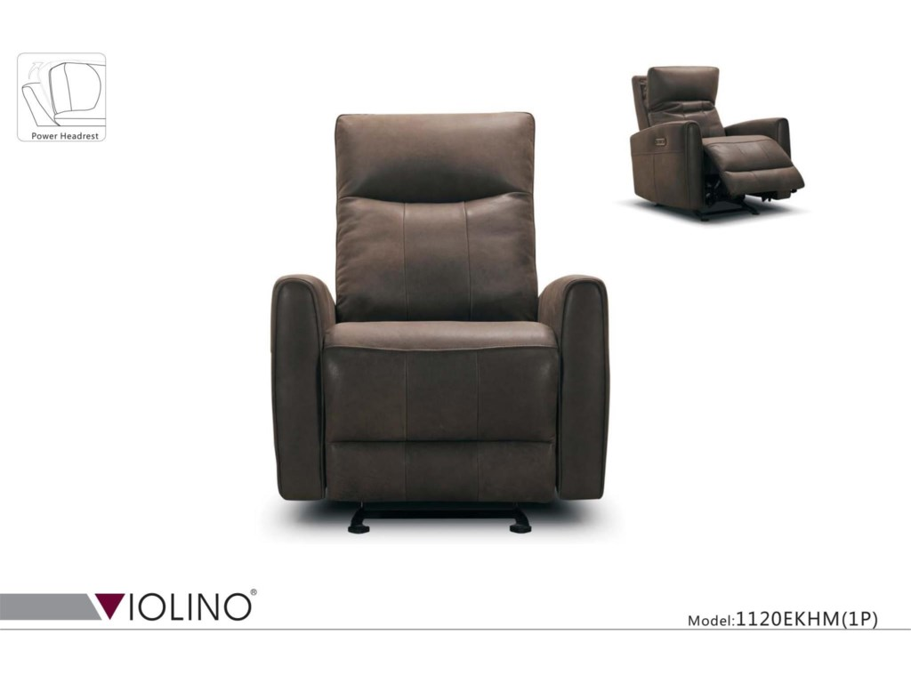 Becker 1950 1120ERecliner