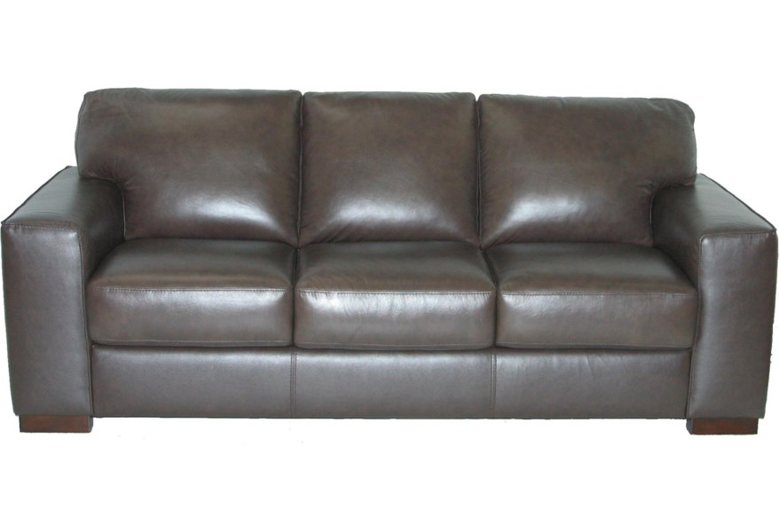 Cool 30480 Contemporary Sofa With Track Arms By Violino At Dunk Bright Furniture Machost Co Dining Chair Design Ideas Machostcouk
