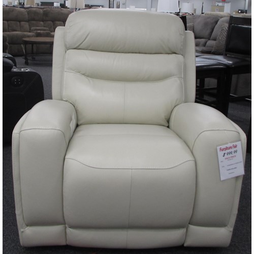 Violino 31964EMHM IVORY Power Recliner