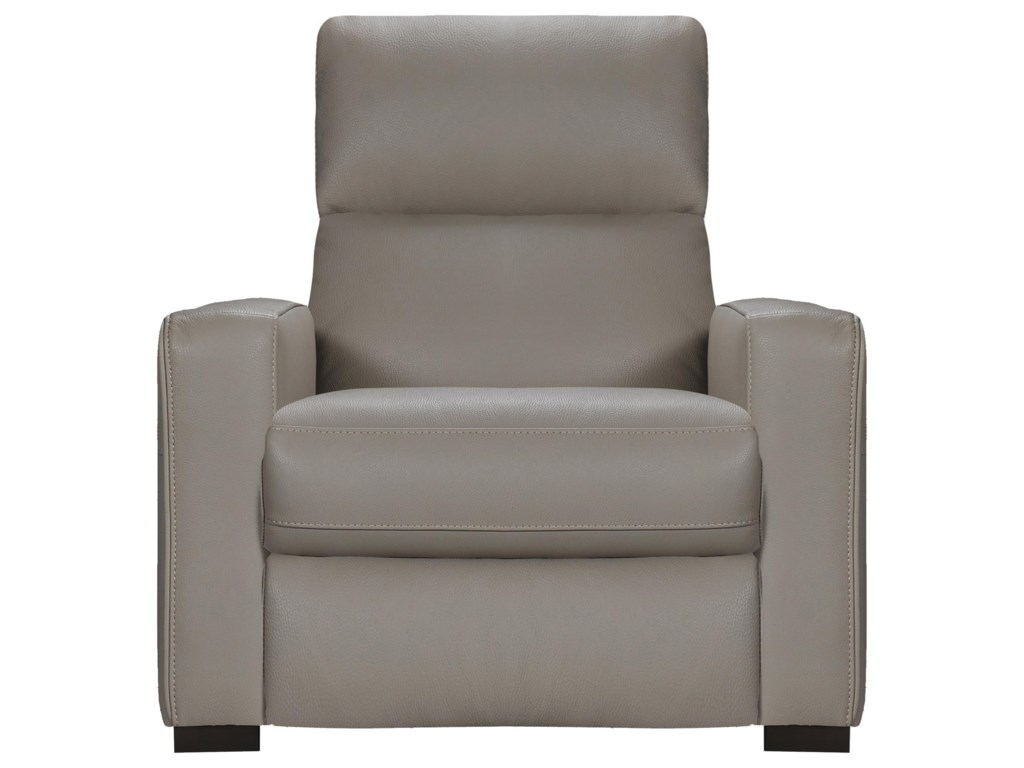 Violino 32139RECLINING LEATHER CHAIR