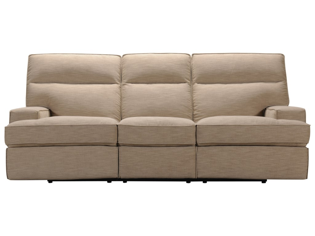 Sarah Randolph Designs 32146Power Reclining Sofa with Power Headrests