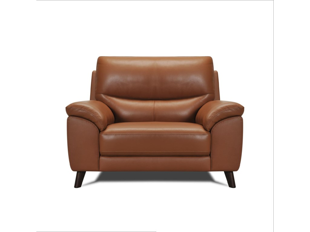Violino 32520Leather Chair