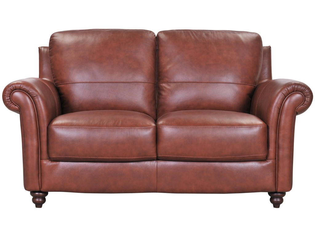 Violino GradyLeather Love Seat
