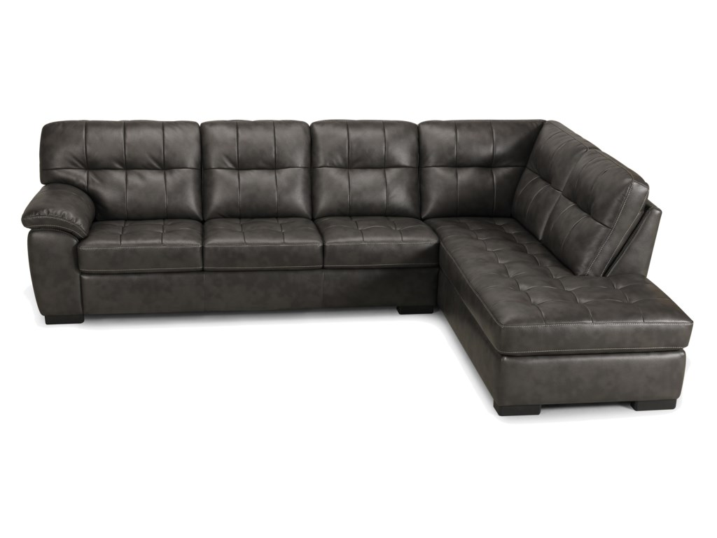 Violino 3638Sectional Sofa with Chaise