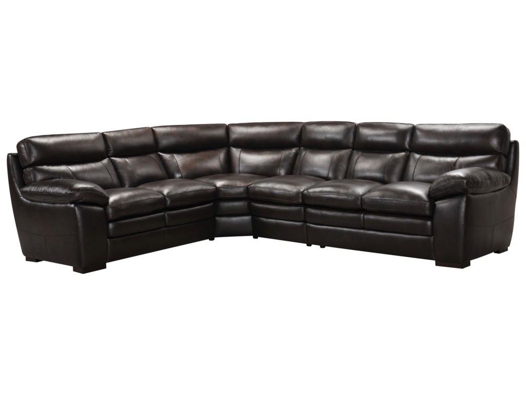 Violino 36584 Pc Sectional Sofa