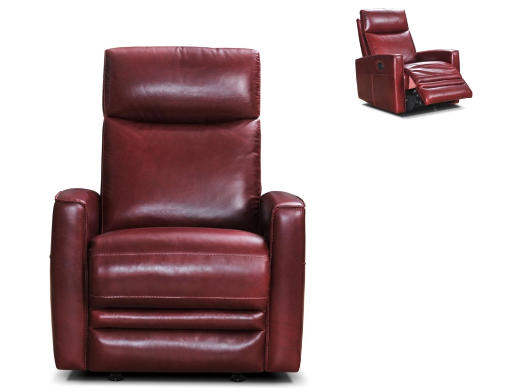 Violino 3668Leather Power Reclining Chair
