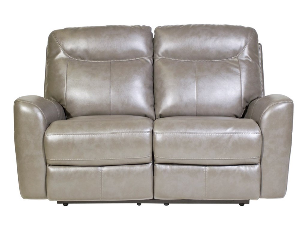 loveseat vacherie picture reclining console of salsa tan