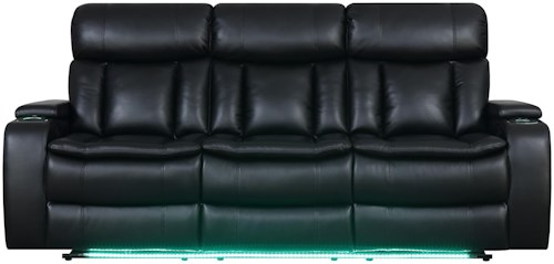 Vogue Home Furnishings PX3003 Reclining Sofa