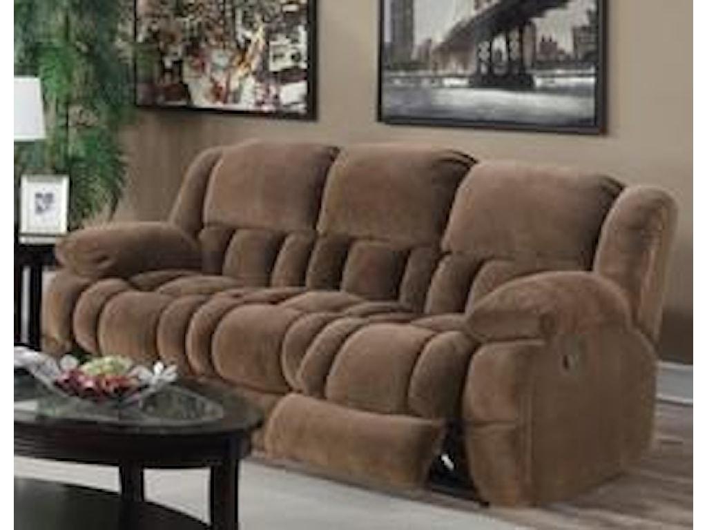 Vogue Home Furnishings PX2905Reclining Sofa