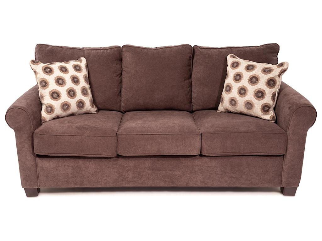 Madison Manor SleepersQueen Sleeper Sofa
