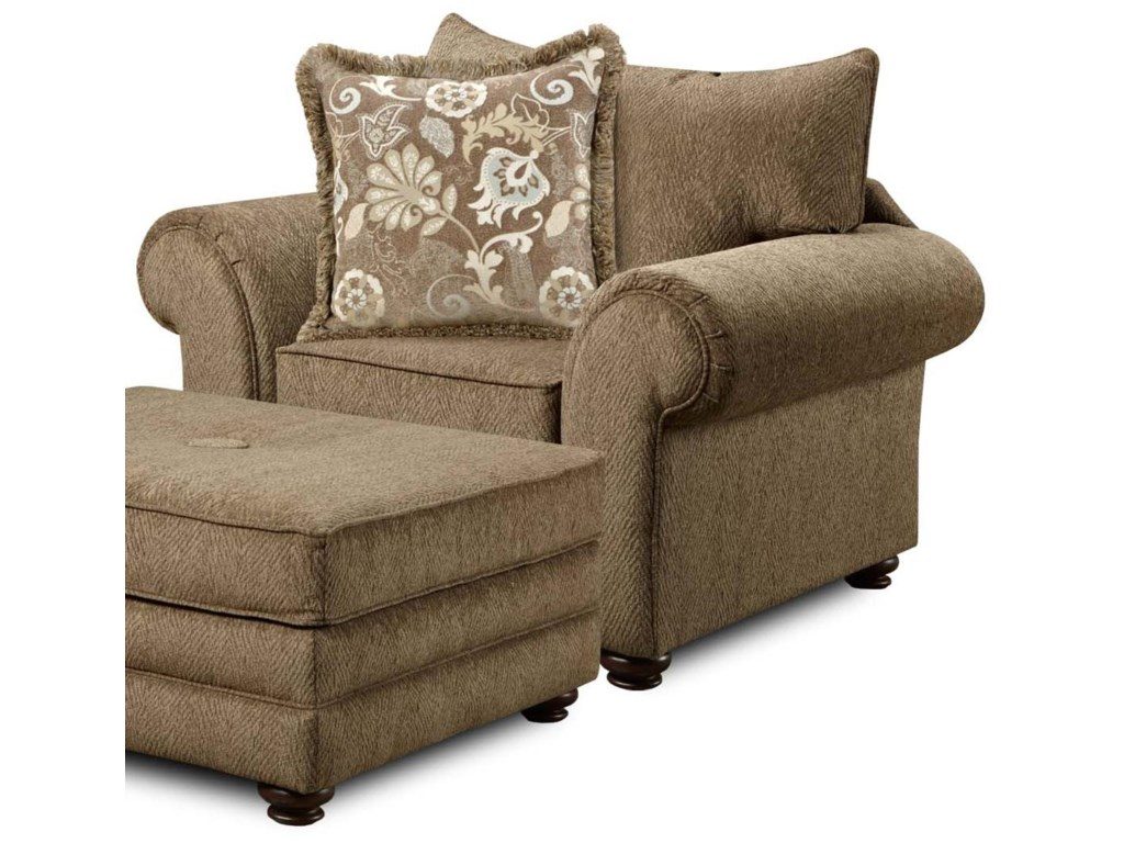 Washington 1120Arm Chair