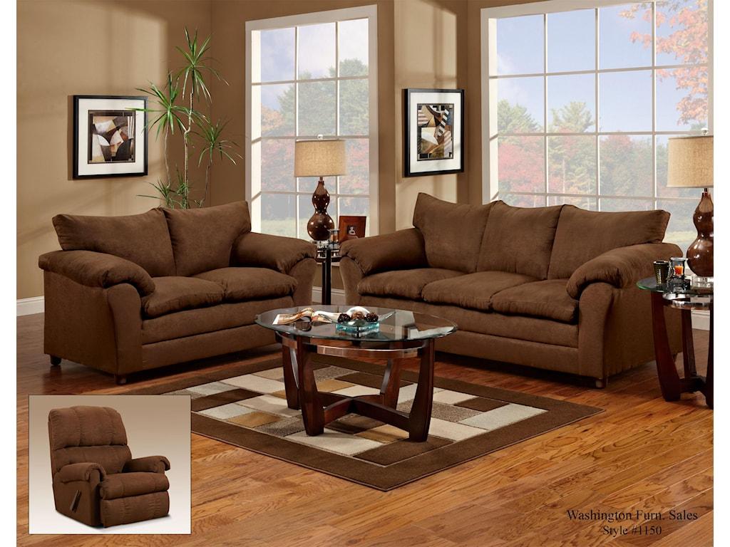 Washington Furniture 1150WASHINGTON GROUP