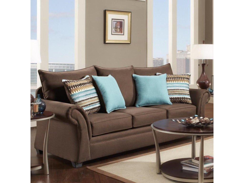 Washington Furniture 1560Sofa