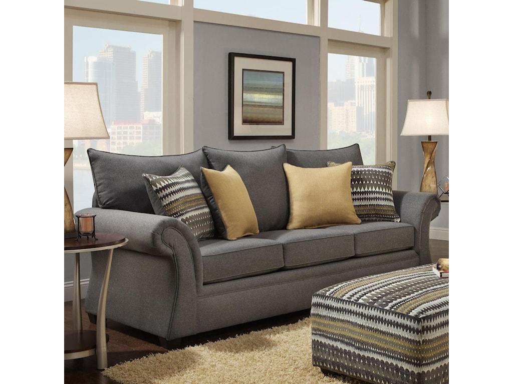 Washington Furniture 1560Sofa