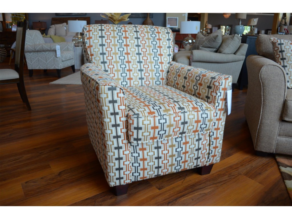 Washington Furniture Mover StrawAccent Chair