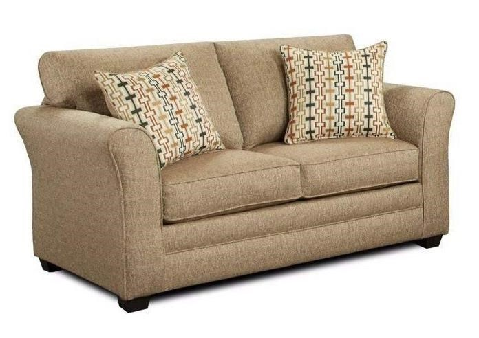 Washington Furniture Mover StrawLoveseat