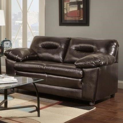 Washington Furniture 3670Love Seat