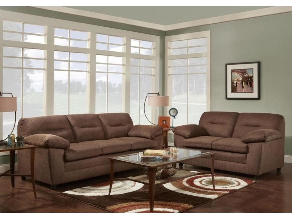 Washington Furniture 3670Sofa