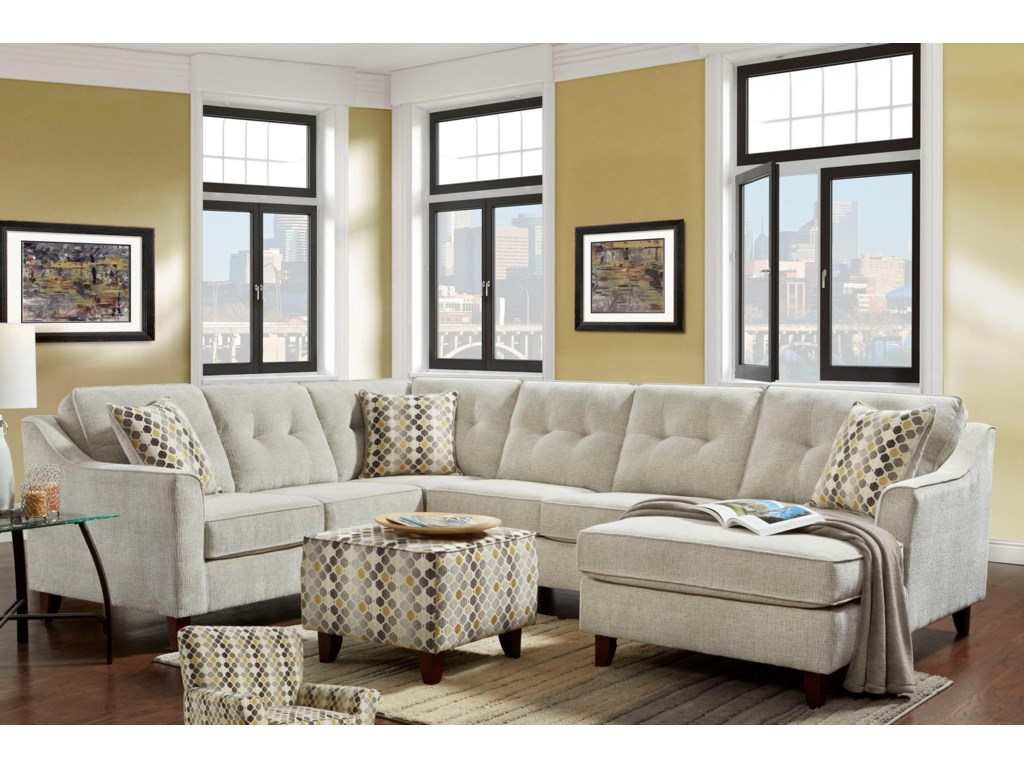 Washington 47405 Seat Sectional