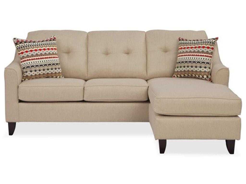 Washington Furniture StokedStationary Sofa with Chaise