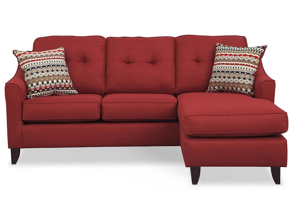 Washington Furniture StokedStoked Sofa Chaise